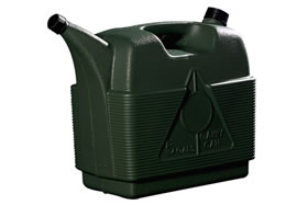 Comprar Carry Can de 5 Galones Verde en Decocar.com.ve